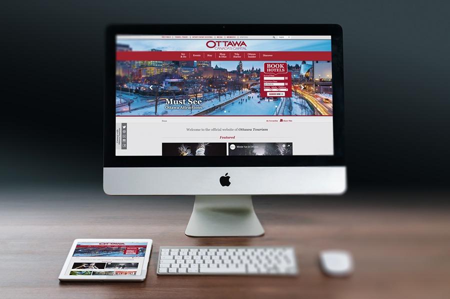 Ottawa Tourism Website