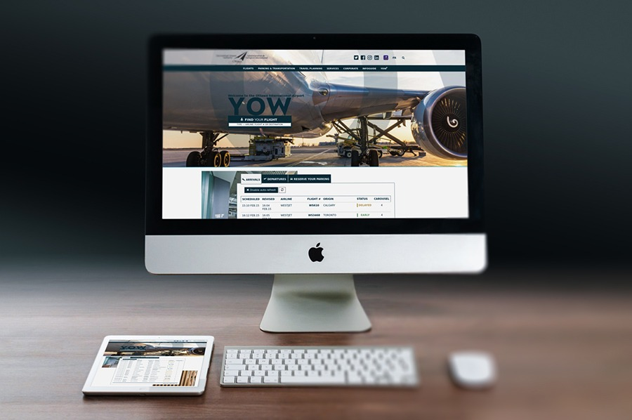 YOW Website